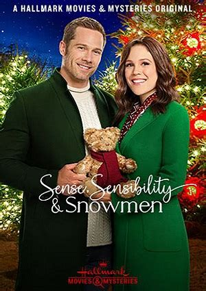 sense sensibility snowmen christmas movies
