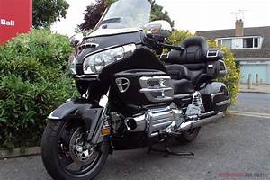 Honda Gl1800 Goldwing 2011 Black Gl 1800