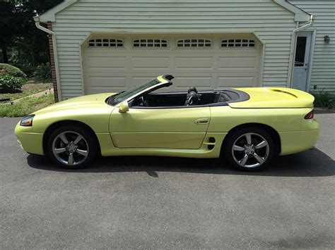 mitsubishi 3000gt yellow 17 best images about 3000gt spyder vr4 on pinterest