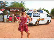 Melbourne to Darwin Road Trip in your Campervan