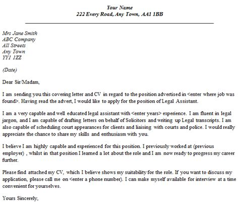 Cover Letter Exles For Sales Assistant No Experience Cover Letter Exles For Sales Assistant With No Experience