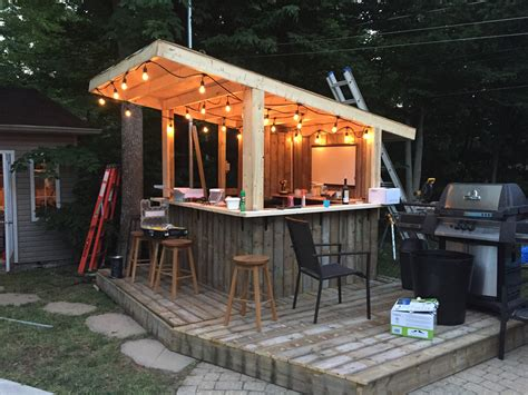 outdoor bar plans designs table home design  game decorating ideas room interior
