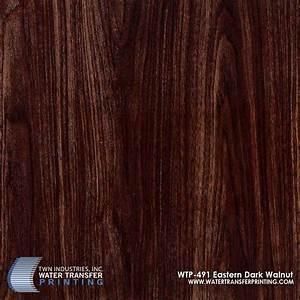 Eastern Dark Walnut Hydrographic Film - WTP-491 | TWN ...