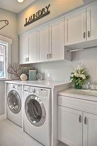 laundry room design ideas Best 25+ Laundry room design ideas on Pinterest | Laundry design, Utility room inspiration and ...