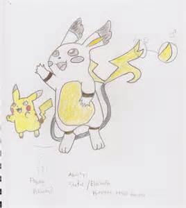 Pikachu Mega Evolution