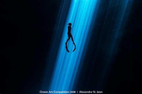 annual ocean art underwater photo contest winners