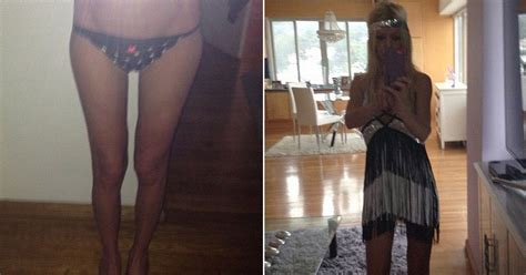 concerns  tara reid shares disturbing underwear snap