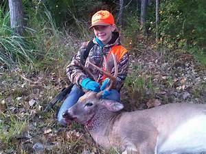Youth Gun Deer Hunt Popular Event