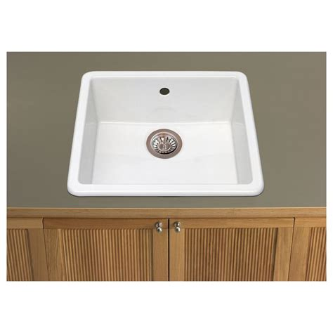 Ikea Domsjo Sink Single by Domsj 214 Single Bowl Inset Sink Ikea 105 99 Has