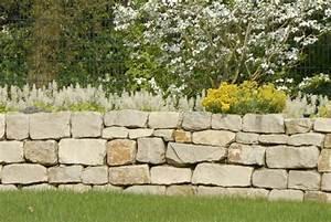 Mauer Im Garten : gartenmauer galabau m hler mauer garten ~ Michelbontemps.com Haus und Dekorationen