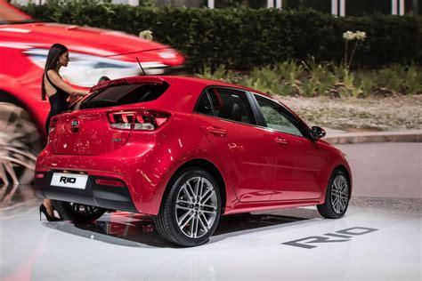2018 Kia Rio Release Date, Price And Specs Roadshow