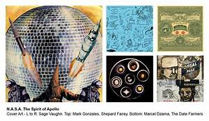NASA: The Spirit of Apollo Album Artwork & Tracklist ...