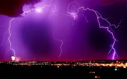 Storm Lightning Bolt Background Pc Electricity Wallpapers