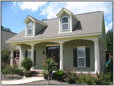 Best Exterior Paint Colors For Small Houses  Home Design