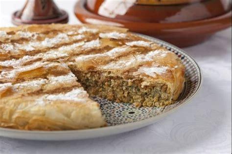 recette de cuisine marocaine recette de pastilla marocaine