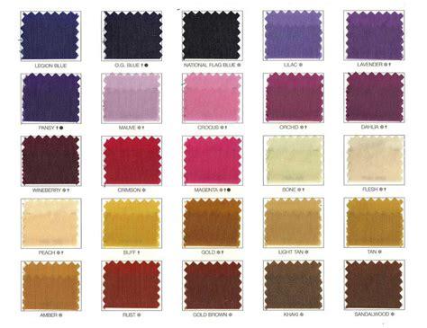 nylon flag color chart flags unlimited las vegas