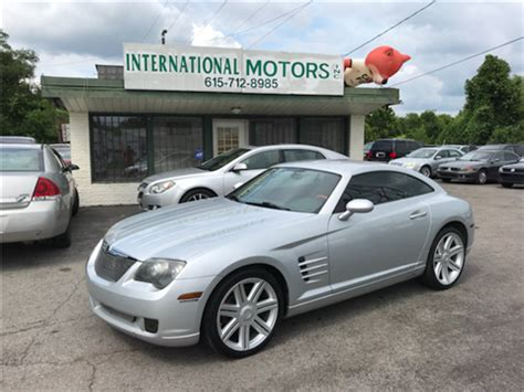 2008 Chrysler Crossfire For Sale by Chrysler Crossfire For Sale Carsforsale 174