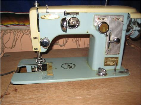 grandmas sewing machine  westinghouse model