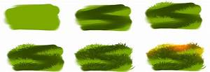 How i draw grass by ryky on DeviantArt