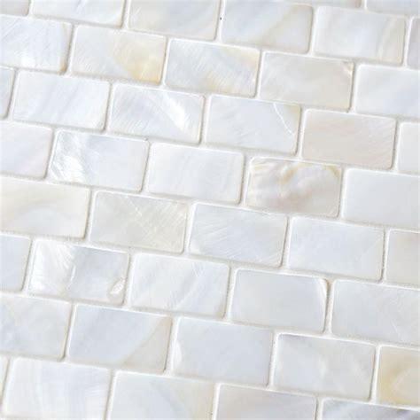 home depot merola subway tile 17 best ideas about white mosaic tiles on tile