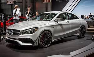 Mercedes Classe Cla Amg : 2017 mercedes benz cla class official photos and info news car and driver ~ Medecine-chirurgie-esthetiques.com Avis de Voitures