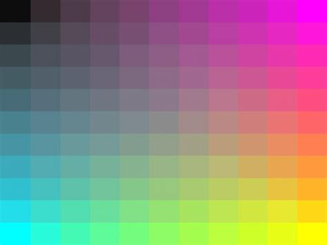 love design rainbow colors  rainbow grid