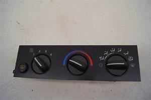 03 Chevy Kodiak Heat Control Panel  Ac  And