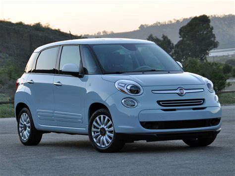 Fiat 500l 2014 Review by 2014 Fiat 500l Review And Road Test Autobytel