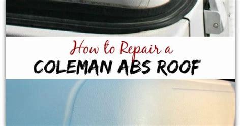 pop  camper remodel repairing  coleman abs roof campers cases  pop  campers