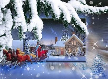 Christmas Animated Cards Greeting Ecards Card Xmas