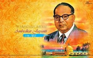 Happy Babasaheb Ambedkar Jayanti Images, HD Wallpapers ...