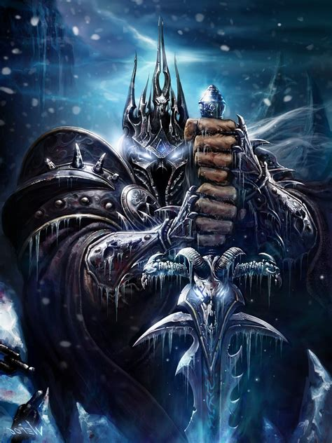 arthas world  warcraft wrath   lich king