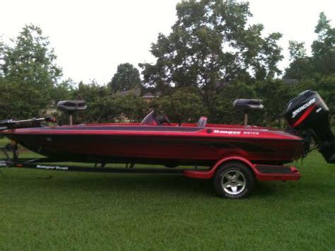 2000 Ranger Bass Boat For Sale by 2000 Ranger R91vs Bass Boat For Sale In Lafayette