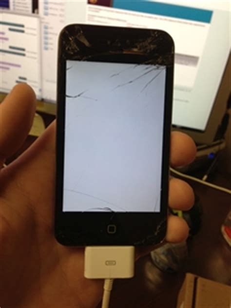 what to do if iphone screen goes black what to do when your ipod touch or iphone screen goes white