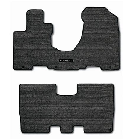 honda element floor mats 2003 2003 2006 honda element interior accessories bernardi parts