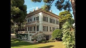 Villa Les Cèdres : st jean cap ferrat villa belle epoque youtube ~ Watch28wear.com Haus und Dekorationen