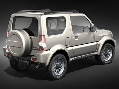 suzuki jimny jeep suv offroad car vehicles  models