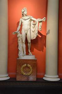 The statue of Belvedere Apollo, The Athenæum Club