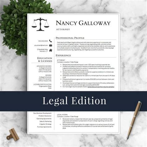 resume template for word pages lawyer resume