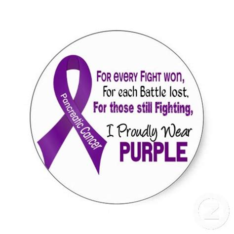 pancreatic cancer awareness ribbon color answers on