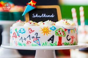 Torte Für Einschulung : einschulungstorte torte tischdeko zur einschulung selber machen ~ Frokenaadalensverden.com Haus und Dekorationen