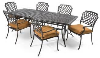 100 cast aluminum patio sets cast aluminum patio