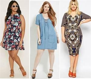 Robe Femme Ronde Chic : robe d 39 t grande taille 15 robes pour toutes les ~ Preciouscoupons.com Idées de Décoration