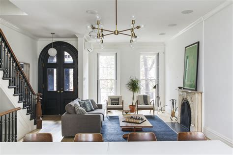 Converted Carriage House In Brooklyn