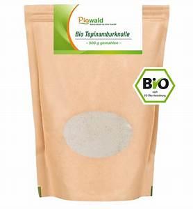 Topinambur Knollen Kaufen : bio topinamburknolle gemahlen im 500g vorratspack piowald gmbh ~ Watch28wear.com Haus und Dekorationen