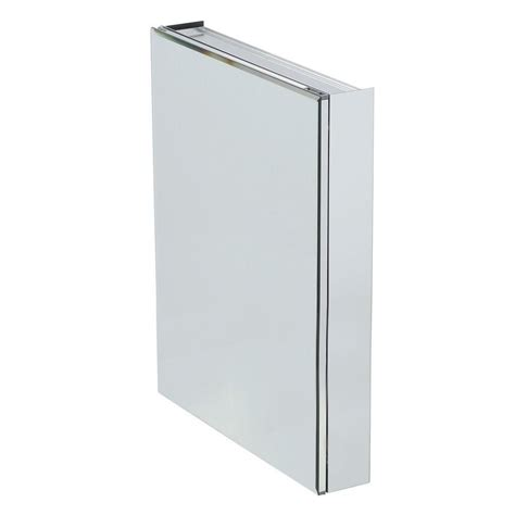 Recessed Medicine Cabinet Canada by Glacier Bay 24 Inch W X 30 Inch H Frameless Recessed Or
