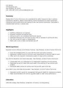 wind energy engineer resume professional wind turbine technician templates to showcase your talent myperfectresume