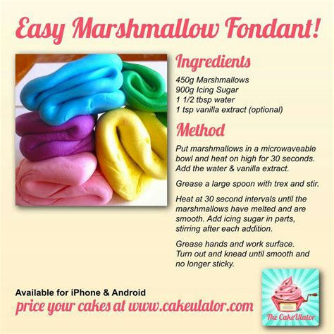 easy cing lunch ideas easy marshmallow fondant recipe buuuuurfdays pinterest marshmallow fondant fondant and