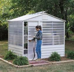 arrow sheds 8x6 greenhouse metal storage building model