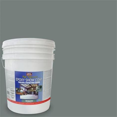 deck sealer reviews reviews anvil 5 gal deck grey epoxy